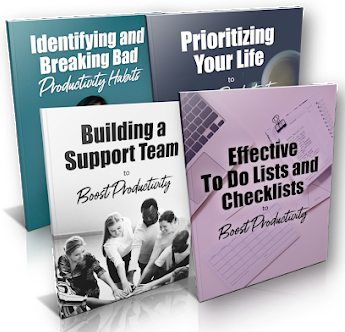 Want to learn more about how to boost your productivity and get more done?